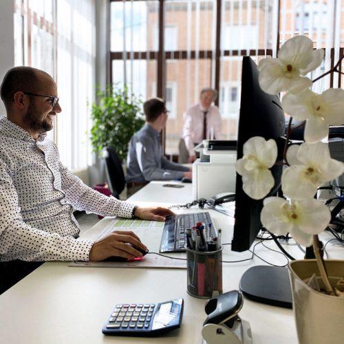 Un bureau comptable pour toute la Wallonie