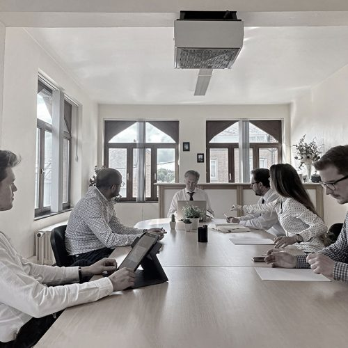 Bureau fiscal et comptable à Namur
